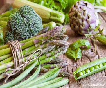 سبزیجات غیر نشاسته ای , بیماران دیابتی , تغذیه مناسب