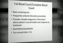 فیلم / انواع آزمایش خون به زبان ساده